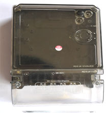 Polycarbonate Electronic Energy Meter Casing, Polycarbonate